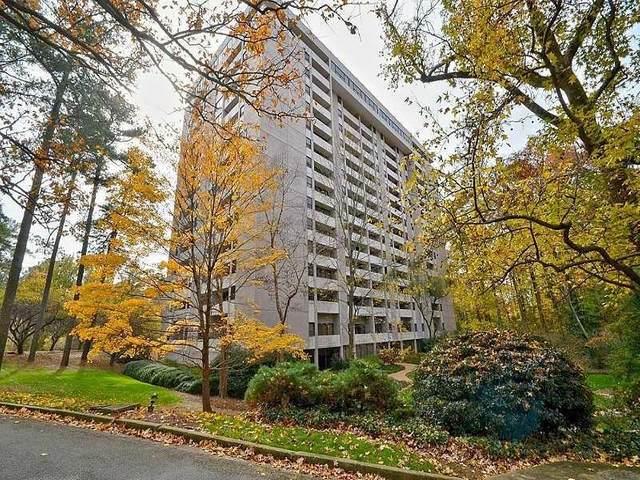 3530 Piedmont Road NE 9L, Atlanta, GA 30305 (MLS #6838002) :: Path & Post Real Estate