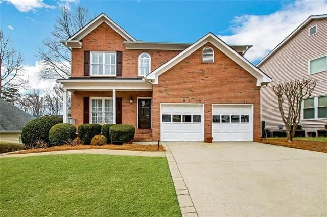 535 Oak Alley Way, Alpharetta, GA 30022 (MLS #6838150) :: North Atlanta Home Team