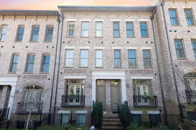 3621 Habersham Road NW #3621, Atlanta, GA 30305 (MLS #6838161) :: North Atlanta Home Team