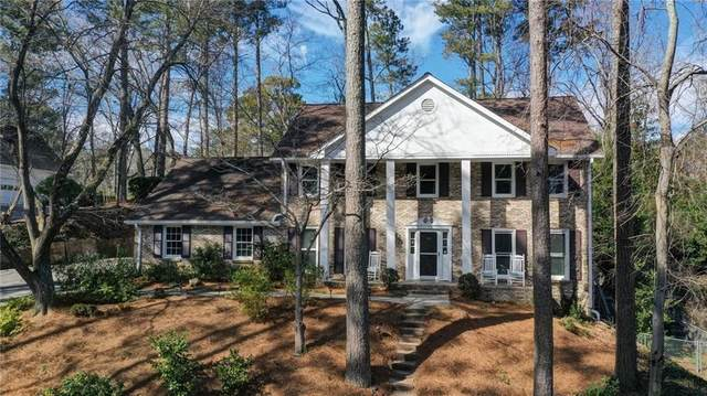 6300 Mountain Brook Lane, Sandy Springs, GA 30328 (MLS #6838184) :: Compass Georgia LLC