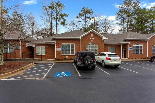 10405 Old Alabama Connector Road #202, Alpharetta, GA 30022 (MLS #6838591) :: The Heyl Group at Keller Williams