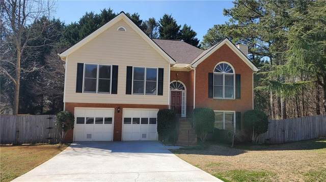 2262 Ashley Falls Lane, Suwanee, GA 30024 (MLS #6838635) :: Scott Fine Homes at Keller Williams First Atlanta
