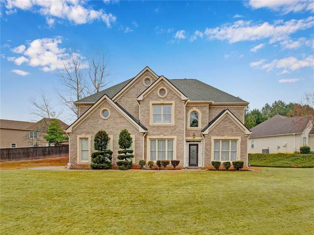 4383 Ivy Run, Ellenwood, GA 30294 (MLS #6838701) :: North Atlanta Home Team