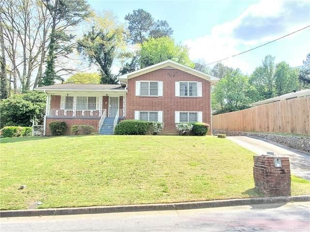 2680 Hedgewood Lane NW, Atlanta, GA 30311 (MLS #6838828) :: Oliver & Associates Realty