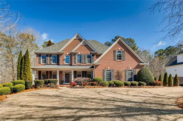 785 Gates Mill Way, Milton, GA 30004 (MLS #6839249) :: Scott Fine Homes at Keller Williams First Atlanta