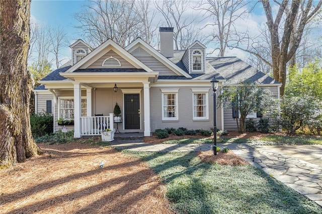 3893 Lake Forrest Drive NE, Atlanta, GA 30342 (MLS #6839323) :: Scott Fine Homes at Keller Williams First Atlanta