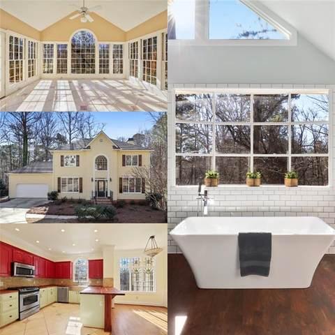 4955 Fairhaven Way NE, Roswell, GA 30075 (MLS #6839365) :: Tonda Booker Real Estate Sales