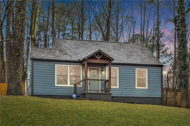 1603 Delano Drive, Decatur, GA 30032 (MLS #6839545) :: Path & Post Real Estate