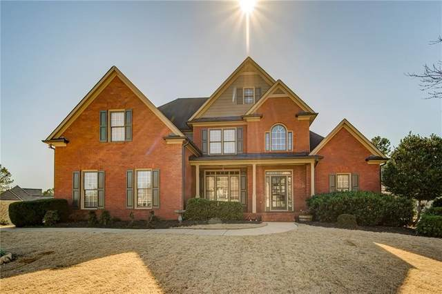 661 Golf Crest Drive, Acworth, GA 30101 (MLS #6839731) :: Scott Fine Homes at Keller Williams First Atlanta