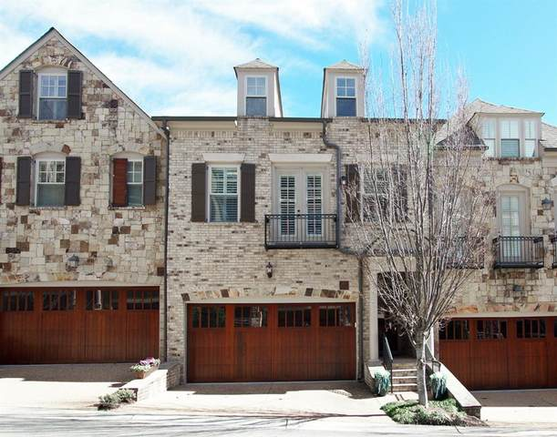 3877 Paces Lookout Drive #17, Atlanta, GA 30339 (MLS #6839771) :: Thomas Ramon Realty