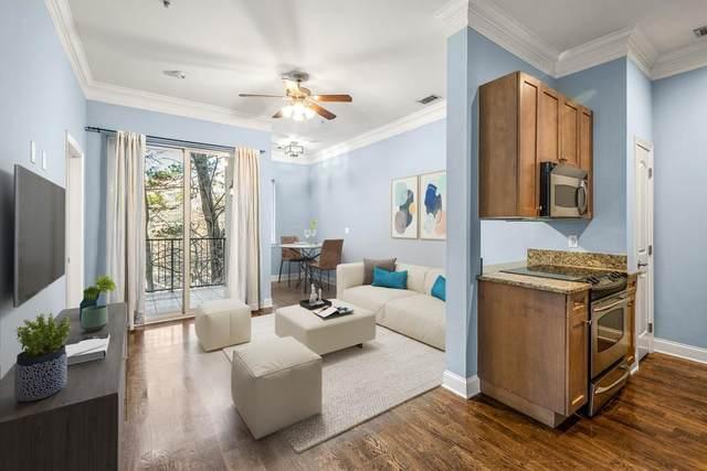 140 Alden Avenue NW #204, Atlanta, GA 30309 (MLS #6839900) :: Path & Post Real Estate