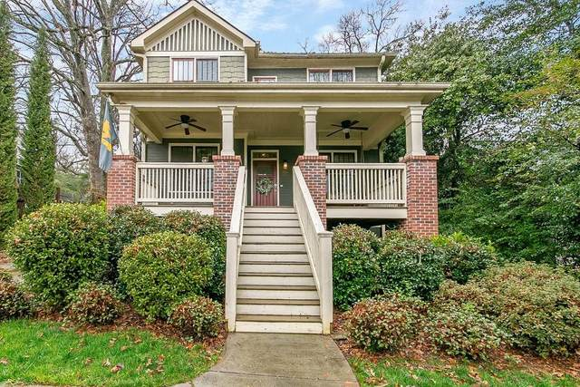 459 Deering Road NW, Atlanta, GA 30309 (MLS #6839905) :: Path & Post Real Estate