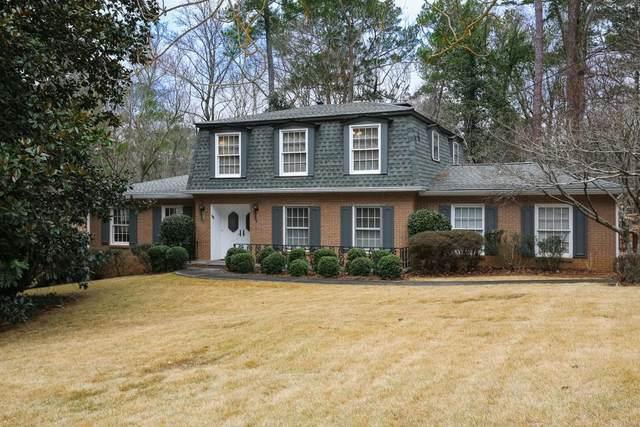 1971 Breckenridge Drive, Atlanta, GA 30345 (MLS #6839966) :: Tonda Booker Real Estate Sales