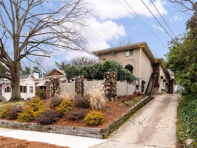 394 6th Street NE #8, Atlanta, GA 30308 (MLS #6840106) :: North Atlanta Home Team