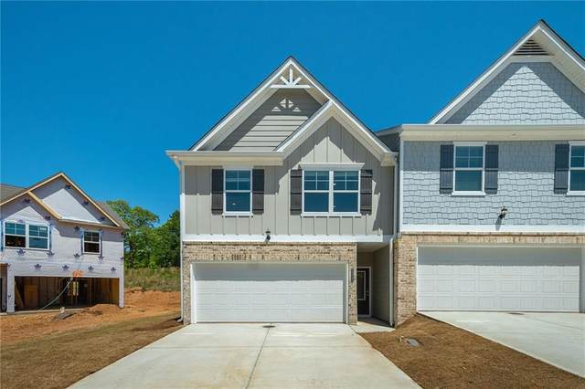 3501 Abbey Way #96, Gainesville, GA 30507 (MLS #6840110) :: North Atlanta Home Team