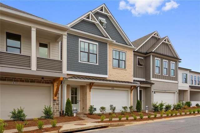 110 Village Green Avenue, Woodstock, GA 30189 (MLS #6840252) :: Oliver & Associates Realty