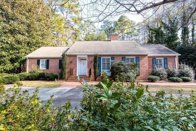 935 Holly Hill Road, Monroe, GA 30655 (MLS #6840288) :: Path & Post Real Estate