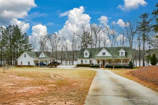 606 Paynes Lake Road, Carrollton, GA 30116 (MLS #6840328) :: North Atlanta Home Team