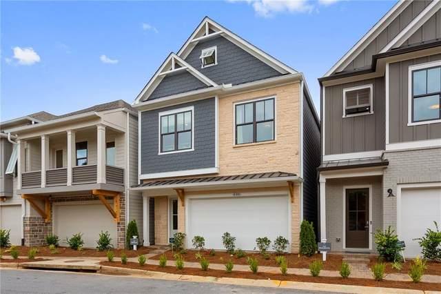 128 Village Green, Woodstock, GA 30189 (MLS #6840366) :: Oliver & Associates Realty