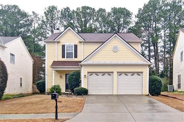 613 Lullingstone Drive SE, Marietta, GA 30067 (MLS #6840419) :: Path & Post Real Estate