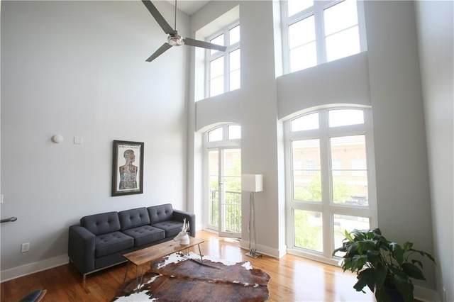 1245 Caroline Street NE #219, Atlanta, GA 30307 (MLS #6840423) :: Path & Post Real Estate