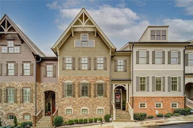 264 Trecastle Square, Canton, GA 30114 (MLS #6840459) :: North Atlanta Home Team
