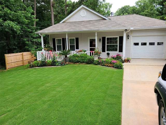 2730 Lakeridge Drive, Cumming, GA 30041 (MLS #6840727) :: Good Living Real Estate