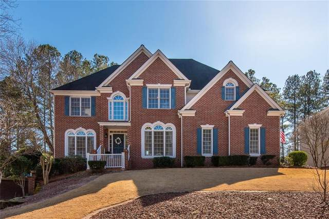 4557 Willow Oak Trail, Powder Springs, GA 30127 (MLS #6840801) :: Path & Post Real Estate