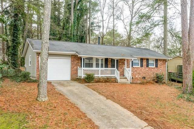 804 Cinderella Way, Decatur, GA 30033 (MLS #6841489) :: North Atlanta Home Team