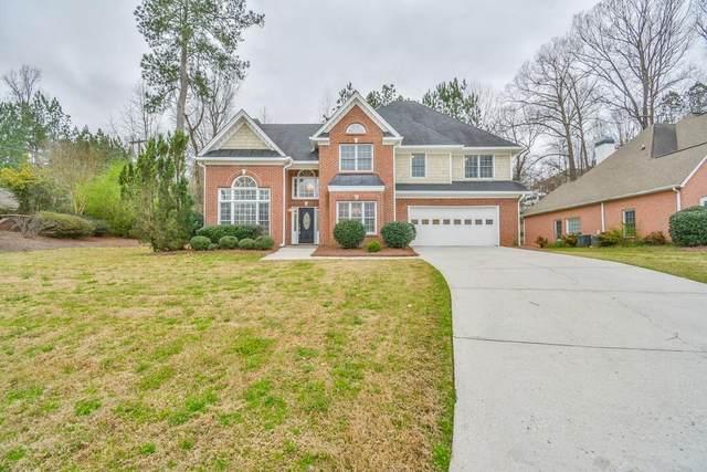 4800 Highland Lake Drive, Atlanta, GA 30349 (MLS #6841566) :: North Atlanta Home Team