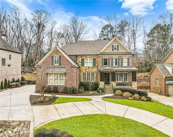 2271 Tayside Crossing NW, Kennesaw, GA 30152 (MLS #6841580) :: Path & Post Real Estate