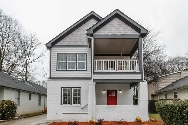582 Flat Shoals Avenue SE, Atlanta, GA 30316 (MLS #6842241) :: Path & Post Real Estate