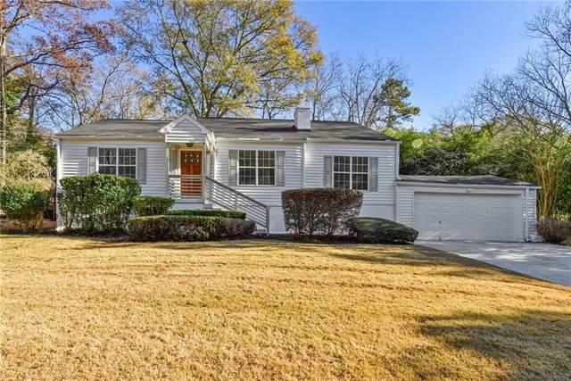 1324 Thomas Road, Decatur, GA 30030 (MLS #6842269) :: The Butler/Swayne Team