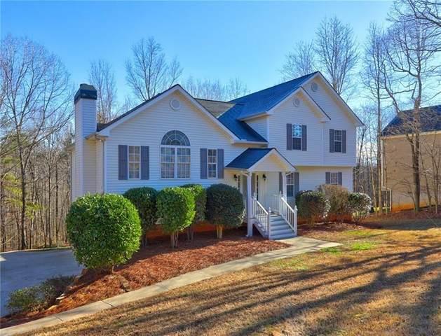 437 Philadelphia Drive, Jasper, GA 30143 (MLS #6842285) :: Path & Post Real Estate