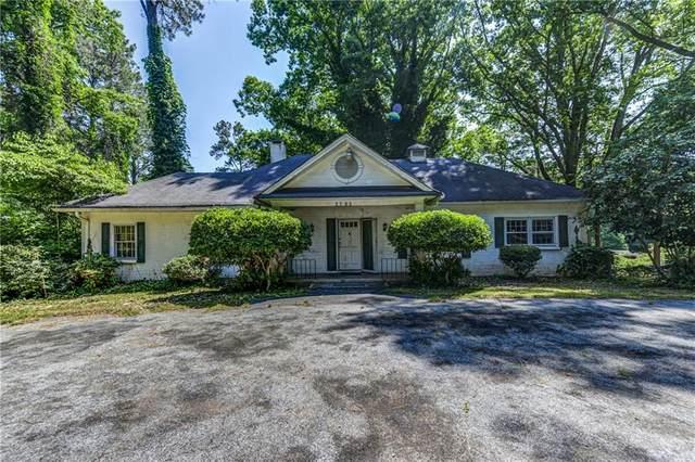 2795 Ben Hill Road, East Point, GA 30344 (MLS #6842288) :: North Atlanta Home Team