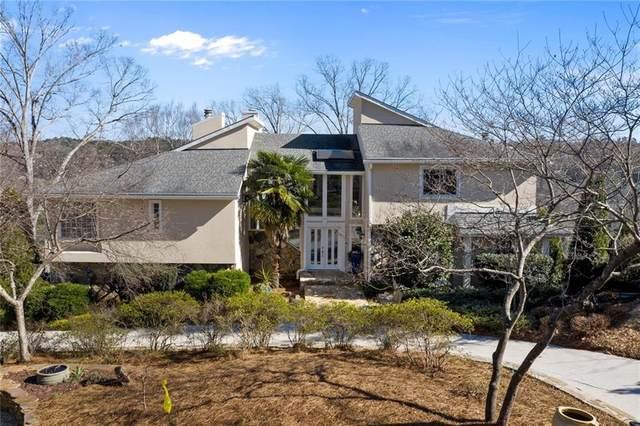 741 Burning Tree Drive, Marietta, GA 30067 (MLS #6842626) :: Path & Post Real Estate