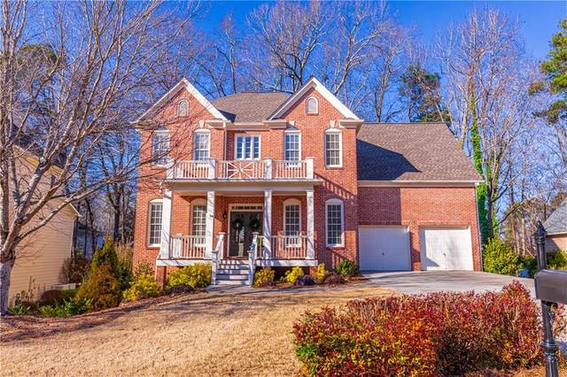 4005 Darien Park Drive, Roswell, GA 30076 (MLS #6842717) :: Good Living Real Estate