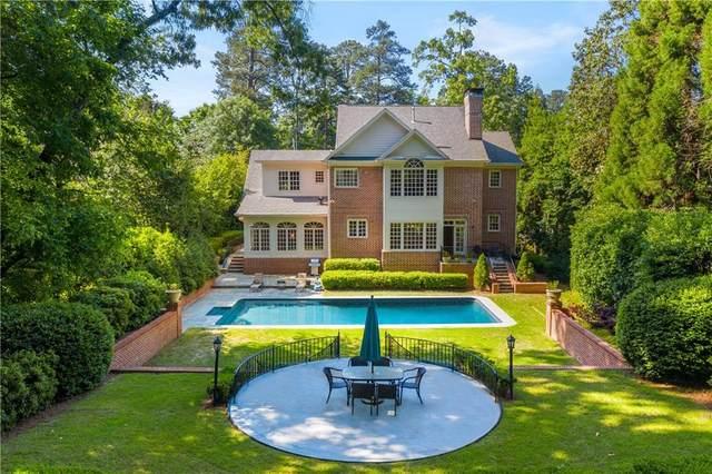380 Pine Tree Drive NE, Atlanta, GA 30305 (MLS #6842725) :: RE/MAX Paramount Properties