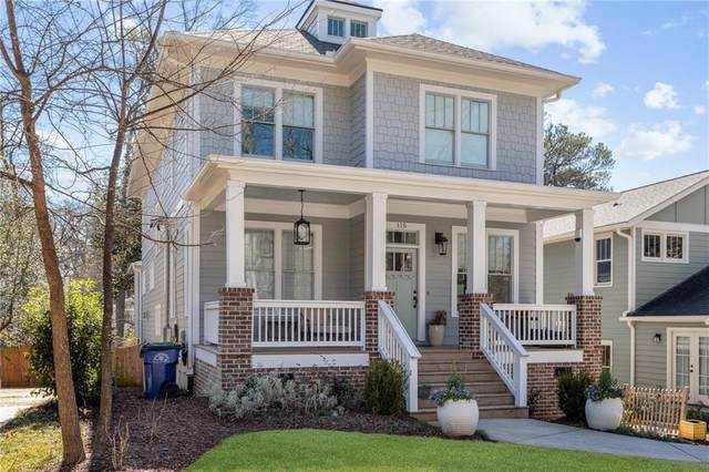 115 Terrace Drive NE, Atlanta, GA 30305 (MLS #6842795) :: The North Georgia Group