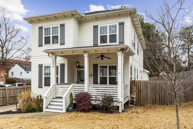 2476 Memorial Drive, Atlanta, GA 30317 (MLS #6842812) :: Path & Post Real Estate