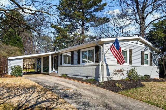 3018 Highland Drive SE, Smyrna, GA 30080 (MLS #6842832) :: North Atlanta Home Team