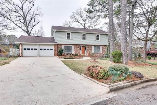 3180 Galangale Way, Atlanta, GA 30340 (MLS #6842888) :: The Butler/Swayne Team
