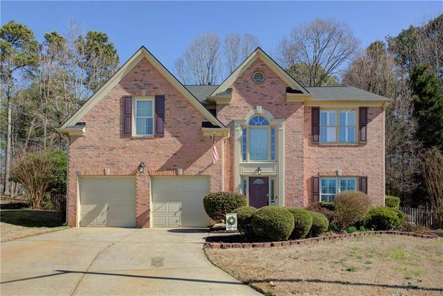 4134 Rosedown Court NW, Kennesaw, GA 30144 (MLS #6843085) :: Path & Post Real Estate