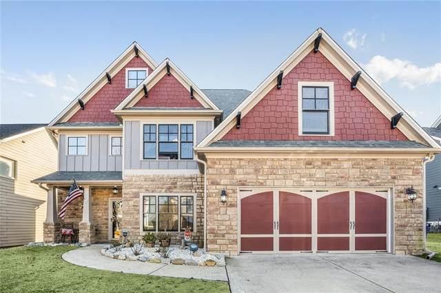 111 Mirage Drive, Dallas, GA 30157 (MLS #6843231) :: North Atlanta Home Team