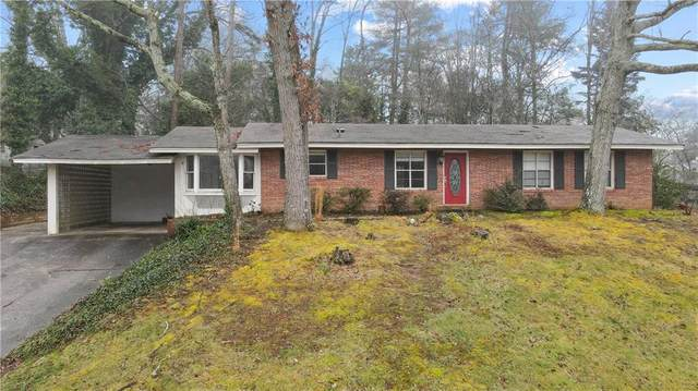 1025 Tanglewood Drive, Gainesville, GA 30501 (MLS #6843367) :: Scott Fine Homes at Keller Williams First Atlanta