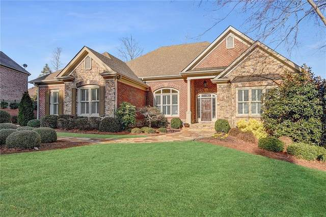 8660 Merion Drive, Duluth, GA 30097 (MLS #6843620) :: The Realty Queen & Team