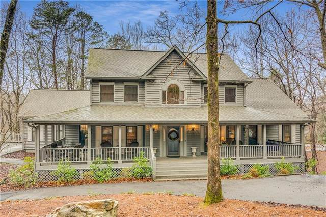 2560 Quail Cove Drive, Big Canoe, GA 30143 (MLS #6843771) :: 515 Life Real Estate Company