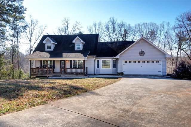 475 Long Branch Crossing, Dahlonega, GA 30533 (MLS #6843916) :: North Atlanta Home Team