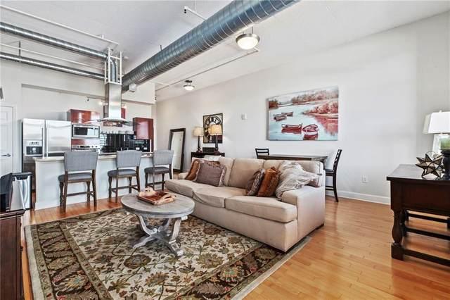 3820 Roswell Road NE #915, Atlanta, GA 30342 (MLS #6843996) :: Path & Post Real Estate