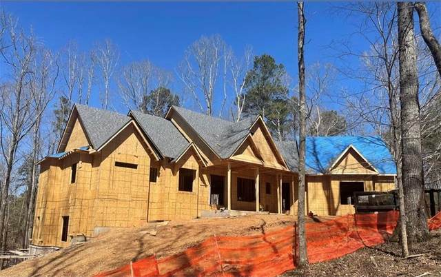 310 Hickory Flat Road, Milton, GA 30004 (MLS #6844040) :: North Atlanta Home Team